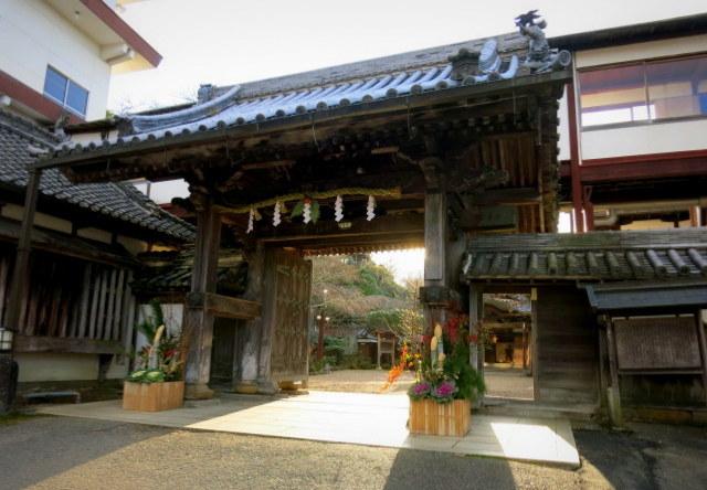 吉野山で年越し*竹林院群芳園 [旅行・お出かけ部門]_f0236260_17474687.jpg
