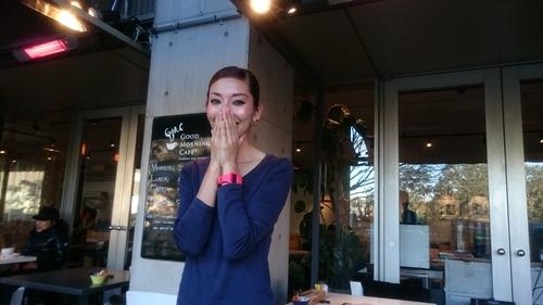 「グッドモーニングカフェのさきちゃん」_a0075684_198419.jpg