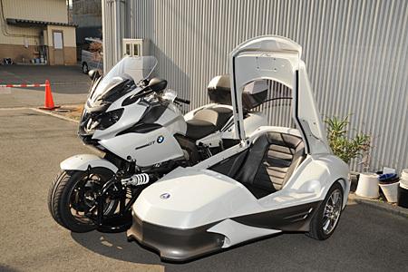 BMW K1600GT + ABEZ X(クロス)サイドカー_e0218639_16150142.jpg