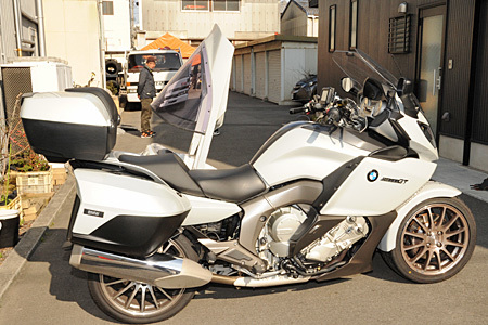 BMW K1600GT + ABEZ X(クロス)サイドカー_e0218639_16235216.jpg