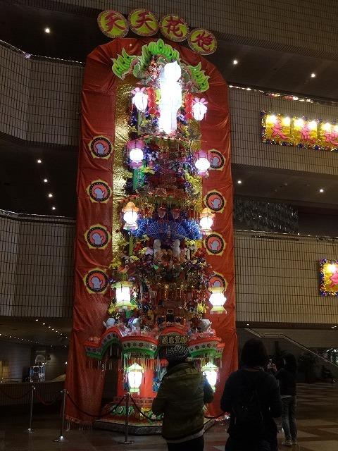 香港文化中心(HKカルチャーセンター)の飾り物 (海外旅行部門)_b0248150_15374651.jpg