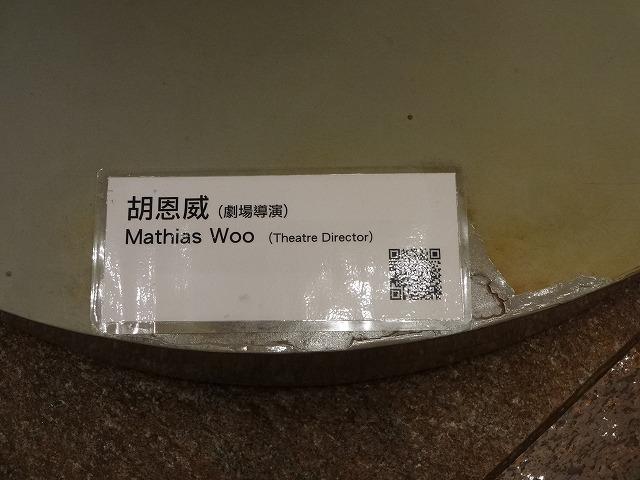 香港文化中心(HKカルチャーセンター)の飾り物 (海外旅行部門)_b0248150_15434963.jpg