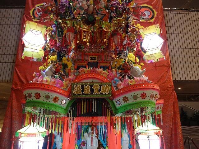 香港文化中心(HKカルチャーセンター)の飾り物 (海外旅行部門)_b0248150_15483593.jpg