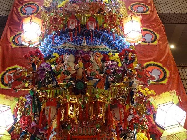 香港文化中心(HKカルチャーセンター)の飾り物 (海外旅行部門)_b0248150_15485629.jpg