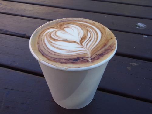 美味しいコーヒーと合わせて♪ロットネスト島のパン屋さん_c0351060_22551542.jpg