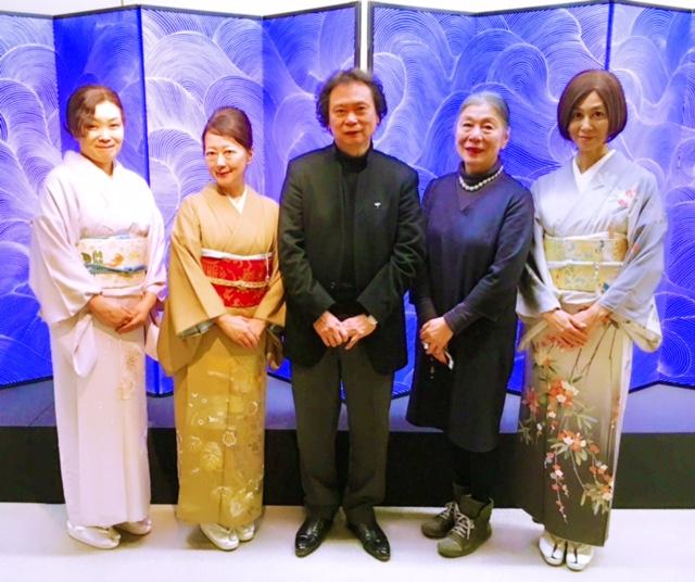 日本画家の奇才『石踊達哉展』へ@日本橋三越_a0138976_17195024.jpg