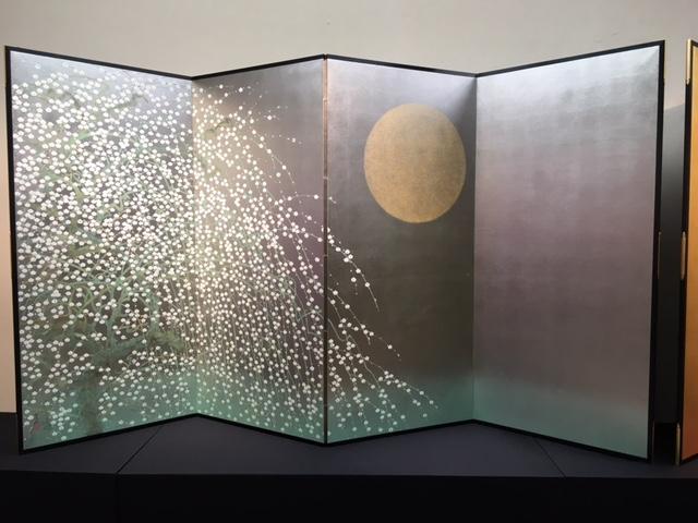 日本画家の奇才『石踊達哉展』へ@日本橋三越_a0138976_1720457.jpg