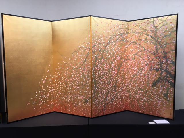 日本画家の奇才『石踊達哉展』へ@日本橋三越_a0138976_172706.jpg