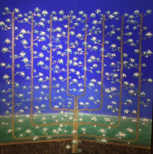 日本画家の奇才『石踊達哉展』へ@日本橋三越_a0138976_17271522.jpg