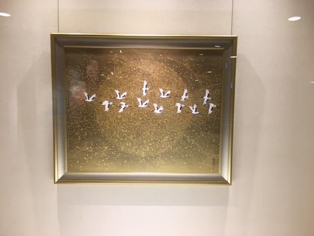 日本画家の奇才『石踊達哉展』へ@日本橋三越_a0138976_1729411.jpg