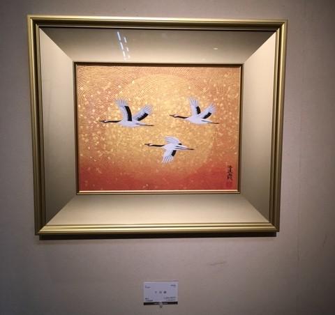 日本画家の奇才『石踊達哉展』へ@日本橋三越_a0138976_17305819.jpg