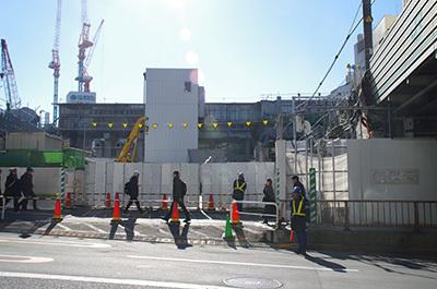 1月13日(金)今日の渋谷109前交差点_b0056983_12085472.jpg