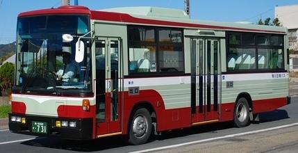 日東交通グループの富士8E・8B_e0030537_21261908.jpg