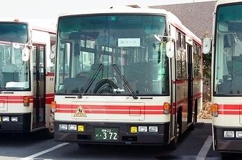 日東交通グループの富士8E・8B_e0030537_21262595.jpg