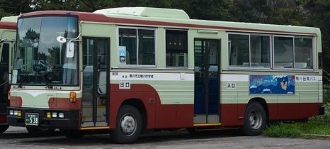 日東交通グループの富士8E・8B_e0030537_21283363.jpg
