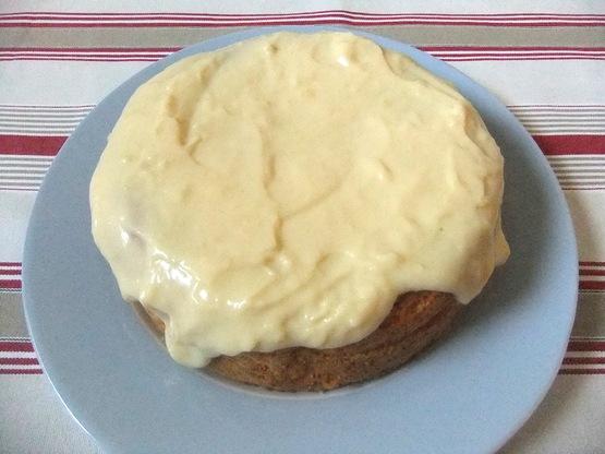 <イギリス菓子・レシピ> ティプシー・ケーキ【Tipsy Cake】_e0038047_13138100.jpg