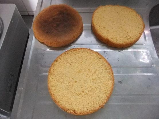 <イギリス菓子・レシピ> ティプシー・ケーキ【Tipsy Cake】_e0038047_1351887.jpg