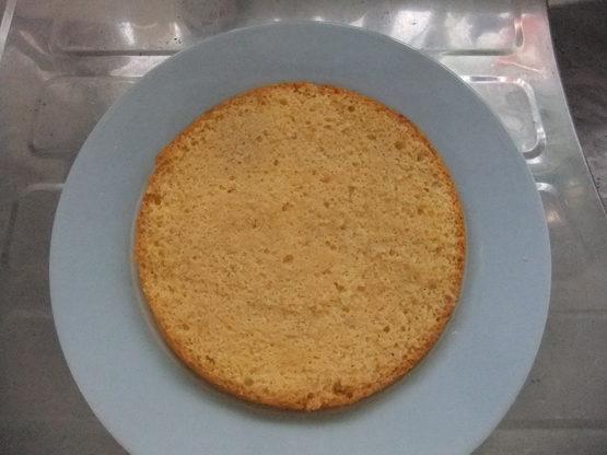 <イギリス菓子・レシピ> ティプシー・ケーキ【Tipsy Cake】_e0038047_1375425.jpg
