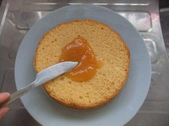 <イギリス菓子・レシピ> ティプシー・ケーキ【Tipsy Cake】_e0038047_13923100.jpg