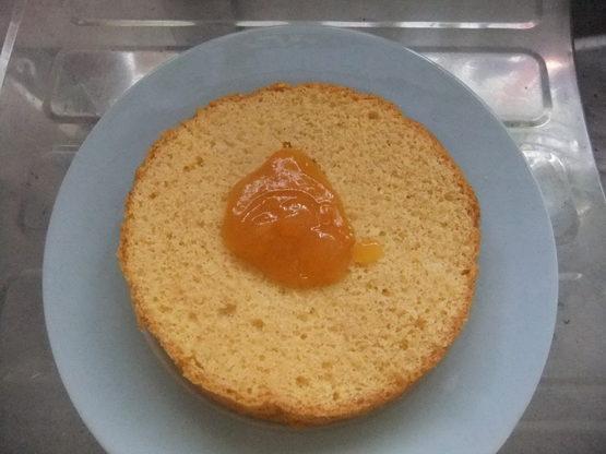 <イギリス菓子・レシピ> ティプシー・ケーキ【Tipsy Cake】_e0038047_1395798.jpg