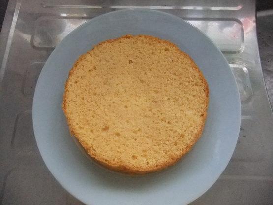<イギリス菓子・レシピ> ティプシー・ケーキ【Tipsy Cake】_e0038047_1402516.jpg