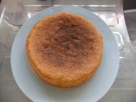 <イギリス菓子・レシピ> ティプシー・ケーキ【Tipsy Cake】_e0038047_1421792.jpg