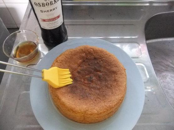 <イギリス菓子・レシピ> ティプシー・ケーキ【Tipsy Cake】_e0038047_14218.jpg