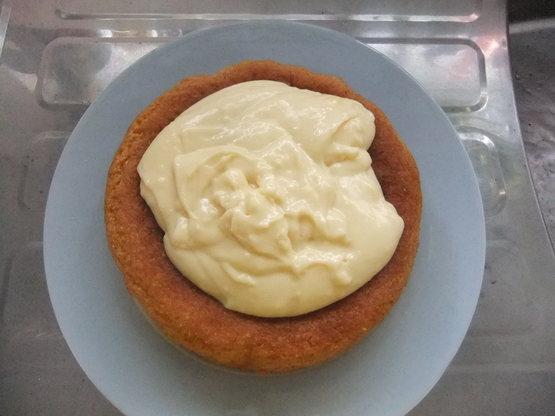 <イギリス菓子・レシピ> ティプシー・ケーキ【Tipsy Cake】_e0038047_1425555.jpg
