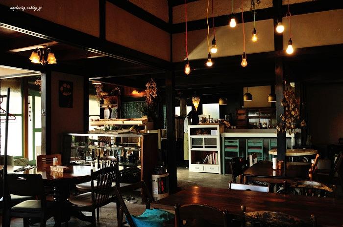 大分市/yadokari cafe/居心地の良い古民家カフェ_f0234062_2251293.jpg