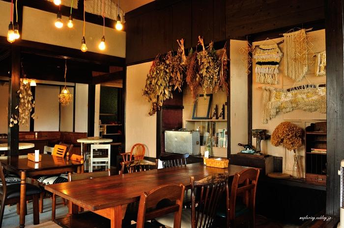 大分市/yadokari cafe/居心地の良い古民家カフェ_f0234062_2252288.jpg