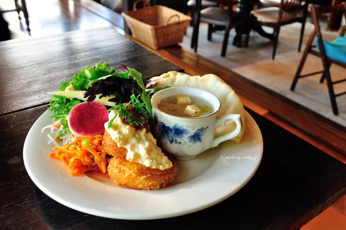 大分市/yadokari cafe/居心地の良い古民家カフェ_f0234062_225256.jpg