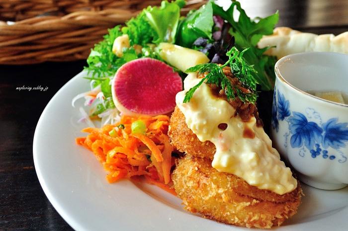 大分市/yadokari cafe/居心地の良い古民家カフェ_f0234062_2253044.jpg
