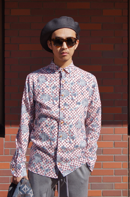 UNDERPASS - 17S/S Recommend Shirs selections._c0079892_1904428.jpg