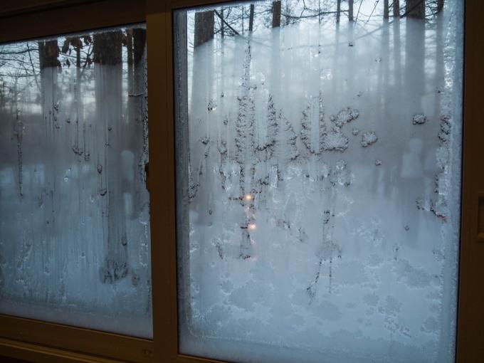 極寒の夕暮れ時・・3日連続でマイナス20℃越え!_f0276498_23511270.jpg