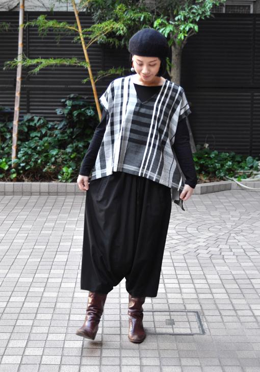 tamaki niime / kosi(格子)collection【限定アイテム】_d0193211_2044457.jpg