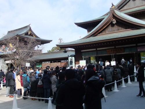 八方除け祈願..寒川神社に!_b0137932_15404531.jpg