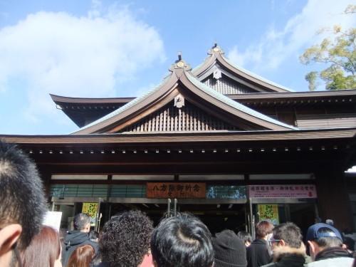 八方除け祈願..寒川神社に!_b0137932_15450309.jpg