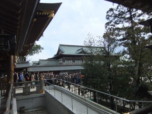 八方除け祈願..寒川神社に!_b0137932_15455927.jpg
