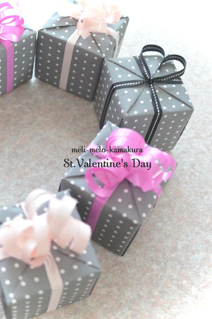 ◆ラッピング*バレンタインデーまであと1ヶ月♡_f0251032_8245683.jpg
