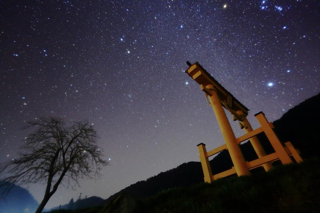 星の奇麗な夜に_a0294534_20473355.jpg