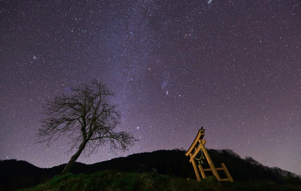 星の奇麗な夜に_a0294534_2048247.jpg