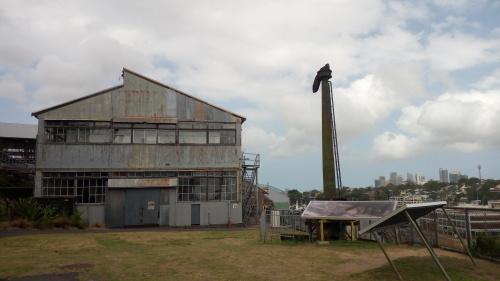素敵な廃墟島。シドニーにある世界遺産、コカトゥー島_c0351060_23443456.jpg