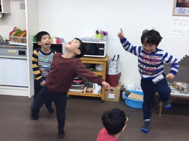 1月13日 Human Sugoroku!?_c0315908_15535422.jpg