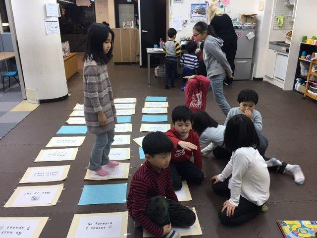 1月13日 Human Sugoroku!?_c0315908_15535486.jpg