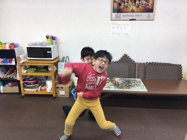 1月13日 Human Sugoroku!?_c0315908_15535502.jpg