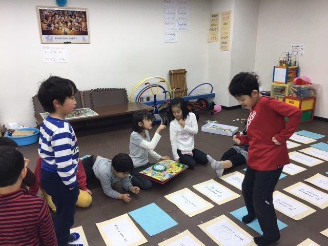 1月13日 Human Sugoroku!?_c0315908_15535543.jpg