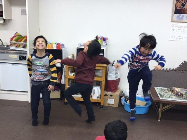 1月13日 Human Sugoroku!?_c0315908_15535580.jpg