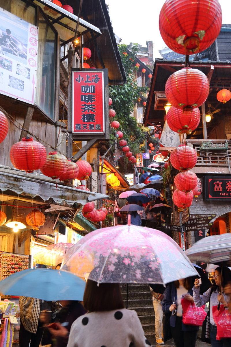 台湾旅遊(2)〜 九份老街 〜_f0157812_16211565.jpg