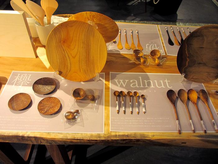 木の道具とテーブルウェア by THE GIFTS SHOP_e0155231_23423314.jpg