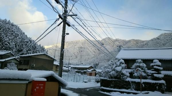 1/16 (月) 雪降ってます!_a0272042_12422129.jpg